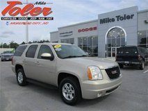 2007 GMC Yukon SLE SUV-One Owner-Clearance Priced!(Stk#14757b) in Cherry Point, North Carolina