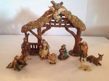Dept. 56  Holy Night Nativity (set of 11 pieces) # 5642233 in Fairfax, Virginia
