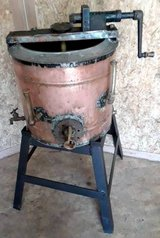 Antique 24 Inch Copper Double Boiler in Naperville, Illinois