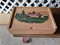 WOOD WINE BOX in Lockport, Illinois