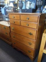 Classic Maple Chest in Elgin, Illinois