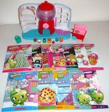 Shopkins Sweet Spot Playset + Shopkins Phonics Book Set in Orland Park, Illinois
