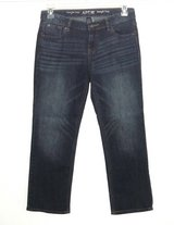 Apt 9 Embellished Straight Crop MODERN Fit Denim Jean Capris Womens 6 in Chicago, Illinois