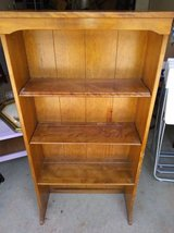 Book Display Shelf solid wood in Roseville, California