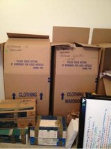 large packing boxes for sale in Camp Pendleton, California