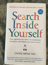 Search inside yourself book COMM 370 intercultural communications in San Diego, California