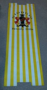 3 Giorgio by Beverly Hills Perfume Banners in Wheaton, Illinois