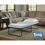 Simmons Foldaway Portable Guest Bed/Cot (Twin Size) - NEW! in Plainfield, Illinois