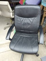 Black Office Chair I will be in Fairifield on Saturday 6/16 in Travis AFB, California