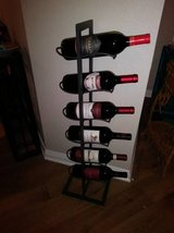 6 Shoe Horn Wine Rack Stand in Sacramento, California
