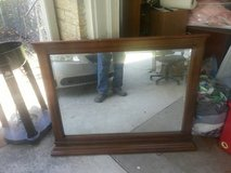 Wooden Dresser Mirror in Kingwood, Texas