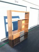 TV Stand Entertainment Center Shelving Bookcase in Camp Lejeune, North Carolina
