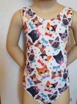 Cool Cat Gymnastics Leotard for Girls and more available. Brand New! in Brockton, Massachusetts