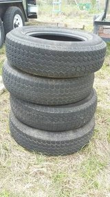Trailer Tires 205 75 R15 in Spring, Texas