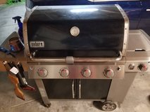 Weber Genesis II Propane Grill in Lake Elsinore, California