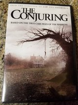 The Conjuring DVD in Temecula, California