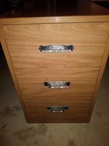 Beautiful Solid Wood Drawers with Pulls in Beale AFB, California