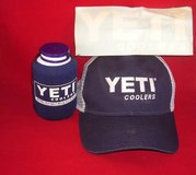 YETI Lot (Trucker style snap back, Window decal, Can koozie) in Pearland, Texas
