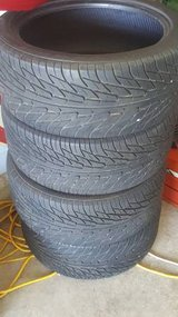 Nitto NT450 215/40R16 low profile tires in Lockport, Illinois