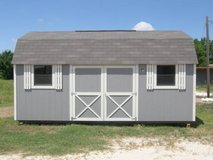 *** PRICE REDUCED ***  12X20 Lofted Barn in Conroe, Texas