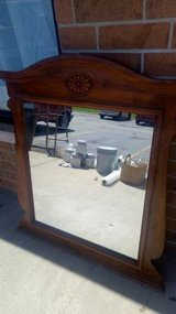 Nice over dresser or entryway mirror in DeKalb, Illinois