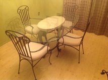 Dining room set in MacDill AFB, FL