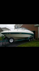 1998 Glastron GS 229 Boat and Trailer in Naperville, Illinois