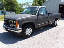 1988 GMC Sierra K1500 350 V8 Auto 4x4 A/C Rhino Lined 70k Original Mi in Cherry Point, North Carolina