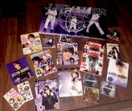 L@@K Justin Bieber Lot Books Magazines CD's A Poster! 18 Items! in Morris, Illinois