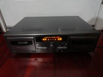 VINTAGE JVC TD-W317 DOUBLE CASSETEE TAPE DECK in Fairfield, California