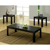 New! Black Coffee Table and 2 End Tables set DELIVERY AVAILABLE in Oceanside, California