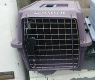 Cat Carrier - Purple Kennel Cab in Travis AFB, California