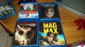 $2 each** Blu-ray DVDS ** $2 each in Fairfield, California