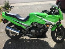 2006 Kawasaki Ninja EX 500 Motorcycle in Fort Lewis, Washington