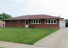 5012 Pepper Drive Huber Heights, OH 3 Bdrm, 2 Bath in Wright-Patterson AFB, Ohio