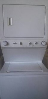 Stackable Washer Dryer newer model in Fort Rucker, Alabama