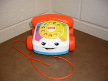 Fisher-Price Chatter Telephone (T=42) in Fort Campbell, Kentucky