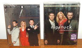 NEW Nip Tuck Box Set Complete Second Third Season 2nd 3rd 2 3 FX TV Series Lot in Shorewood, Illinois