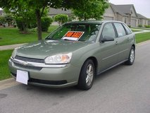 2005 Chevy Malibu Maxx LS Automatic in Orland Park, Illinois