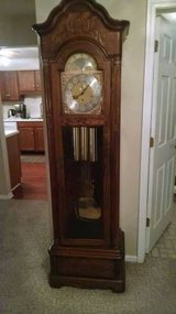 Howard Miller Grandfather Clock (estimated worth $3,100) in Westmont, Illinois