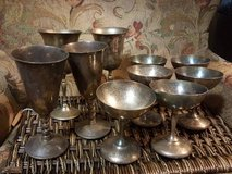Vintage Chalices (set of 10) in Rolla, Missouri