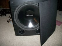 "AudioSource 15"" sub woofer in Naperville, Illinois"