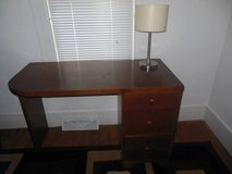 Nice Solid Wooden Desk in Plainfield, Illinois