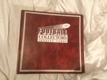 Giant Football Album w 2 complete sets in Dover, Tennessee