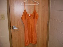 Orange Plus Size Lingerie in Fort Campbell, Kentucky