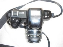PENTAX Z 10 35mm film camera in Yucca Valley, California