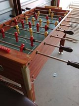 Spartan Sports Fooze ball table in Beale AFB, California