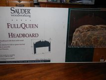 NEW SAUDER FULL/QUEEN HEADBOARD CHERRY in DeKalb, Illinois