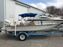Boston Whaler Super Sport 17 (17 ft.) in Lockport, Illinois