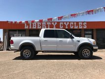 LIFTED! 2002 FORD F150 4X4 in Alamogordo, New Mexico